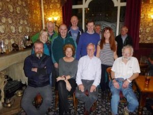 Wirral Mountaineers trek in the footsteps of Mallory & Irvine