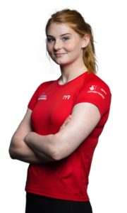 Outstanding Achievement Winner Freya Anderson now in line for BBC Young Sports Person Award