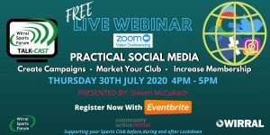 TalkCast Series – Practical Social Media 30th July 2020