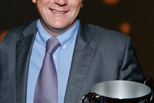 Micky Mellon - Sports Person of the Year