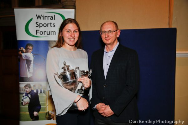 Tori Sopp - Young Sports Person of the Year